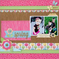 Doodlebug Design Inc Blog: Flower Box Collection   Tiffany Hood