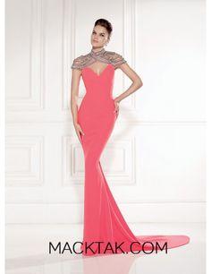 Tarik Ediz 92458 Dress #macktak #eveningdresses #promdresses #prom2015 #prom2016 #moda #ladyinred #gorgeousdress #inspiration #love #gorgeous #lovely #bright