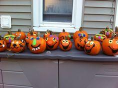 Fun fall party idea!