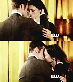 Elijah and Hayley♥ #TheOriginals