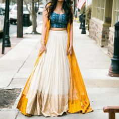 Latest Jacket Style Lehenga Designs - Will Catch Everyone's Attention - Designer Dresses Couture Indian Gowns Dresses, Indian Fashion Dresses, Indian Designer Outfits, Pakistani Dresses, New Designer Dresses, Pakistani Suits, India Fashion, Fashion Outfits, Indian Wedding Outfits