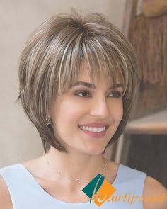 Medium Short Haircuts 2018 Medium Hairstyles Medium Short Haircuts 2018 Medium Hairstyles Related New Trendy Short Classmateslovely wavy bob Short Hair With Layers, Short Hair Cuts For Women, Short Hairstyles For Women, Great Haircuts, Haircuts With Bangs, Hairstyles Haircuts, Hairdos, Medium Hair Styles, Short Hair Styles