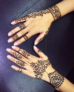 "1,009 Likes, 50 Comments - Henna Dil Se by Nadia Ali (@hennadilse) on Instagram: ""Good morning Henna Lovers! Where have I been the last few days? Wedding planning  #enoughsaid lol…"""