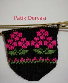 Fair Isle Knitting, Knitting Socks, Knitted Hats, Crochet Shoes, Filet Crochet, Beautiful, Knitting Loom Socks, Knit Hats, Sock Knitting