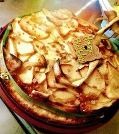 Gâteau deux cuissons aux pommes