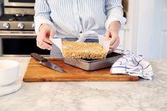 Browned Butter Peanut Butter Rice Krispie Treats   Joy the Baker