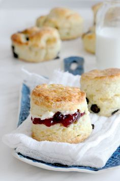 ... Scones of Feta, Chive & Rosemary | Scones, Feta and Savory Scones