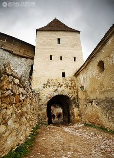 Cetatea Rasnov, Brasov, Romania (by Adrian Petrisor) Brasov Romania, Forts, Castles, Places Ive Been, Chateaus, Castle, Castle, Palaces