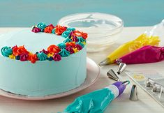 Amazing Cake Decorating Supply Wilton Cake Decorating Supplies, Cake Decorating Supply Store, Cake Baking Supplies, Cake Decorating Set, Cake Decorating Classes, Birthday Cake Decorating, Decorating Tools, Baking Tools, Cake Icing Tips
