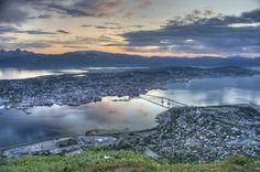 Tromso Norway   #city #tromso #norway