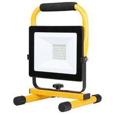 Reflektor Worklight SMD LED BL2-D3, 30W, 2400 lm, kábel 1.8 m, IP65 Led, Cable