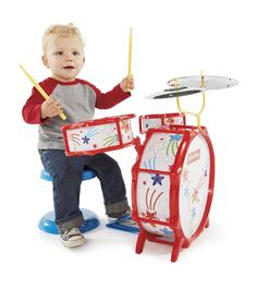 Little drummer boy. Toddler Boy Toys, Toys For Boys, Baby Kids, Christmas Gifts For Boys, Little Tykes, Drummer Boy, Fisher Price, Bigbang, Kids Playing