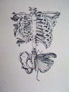 (via Soft Anatomy Print By SoftAnatomies On Etsy)