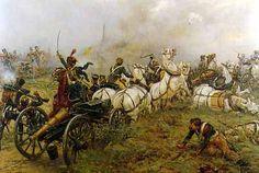 Napoleonic period french artillery - Google Search