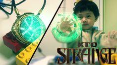 닥터 스트레인지 패러디 - 키드 스트레인지! 아가모토의 눈! /Doctor Strange Parody - Kid Strange! ...