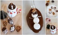 How to make hot chocolate spoon for dipping pleasure step by step DIY tutorial instructions 512x307 How to make hot chocolate spoon for dipping pleasure step by step DIY tutorial instructions
