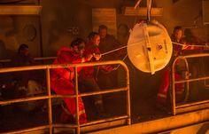«Deepwater»: Peter Berg envoie Mark Wahlberg au cœur d'une vraie catastrophe
