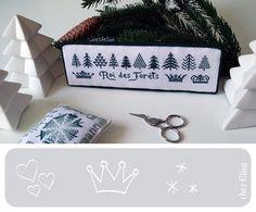 Epicéa, Nobilis, Nordmann, Grandis..... peu importe la variété, le sapin sera toujours le roi de la forêt, en période de Noël celui de la maison. Cette année il n'y aura pas un seul arbre, mais une ronde et une ribambelle de petits sapins aux formes diverses...
