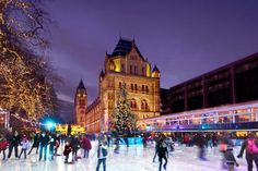 Photo Gallery: Picturesque Outdoor Ice Skating Rinks Around the Globe