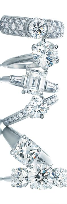 Tiffany & Co.♥✤ | Keep the Glamour | BeStayBeautiful