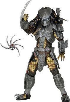 "Stalker Predator Série 16 NECA Kenner 2016 Brea ALIEN 7/"" Inch Action Figure"