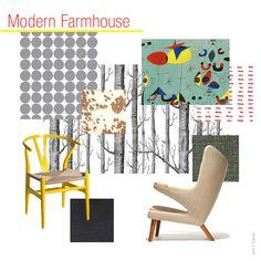 Modern Farmhouse.   www.lucyinteriordesign.com
