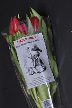 Trader Joe's #tulip #sleeve