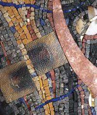Iule Amado Fischgrund expose à Chartres (28) du 3 mars au 3 juin 2012 - Maison de la Mosaïque Contemporaine