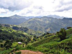 This is the Honduras we visit.  This looks like the Agalta Valley - remote, untamed, beautiful!
