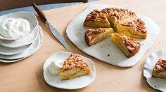 Danish apple cake (Æblekage) recipe : SBS Food