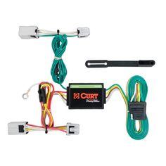 curt custom wiring harness (4-way flat output)