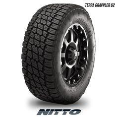 Nitto Terra Grappler G2 LT 305/70R17 118R 305 70 17 3057017