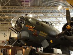 The Hill Aerospace Museum near Ogden, Utah is a great destination for tourists and locals. Fun, educational and FREE!