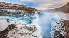 Gullfoss Waterfall, Golden Circle