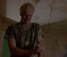 """Jonny Lee Miller """"Trainspotting"""" Renton Trainspotting, John Simm, Sick Boy, Jonny Lee Miller, Actor John, I Movie, Movie Scene, Classic Films, Dream Guy"""
