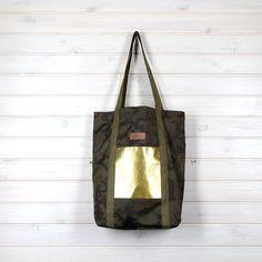 Capacious bag camo XXL shoulder bags big bag xxl by GoDecoShop