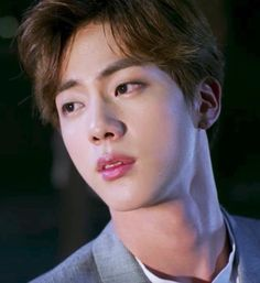 GOD HE'S BEAUTIFUL #BTS #JIN