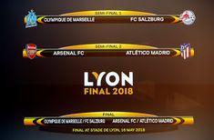 Blog Esportivo do Suíço:  Sorteio coloca Arsenal e Atlético de Madrid frente a frente na semifinal da Liga Europa