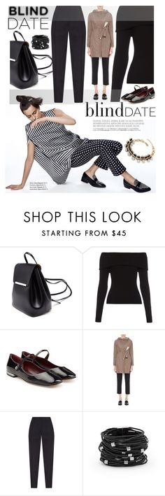 """""""Blind Date"""" by betiboop8 ❤ liked on Polyvore featuring N°21, A.L.C., Marc by Marc Jacobs, MaxMara, Chico's, J.Crew, women's clothing, women, female and woman"""
