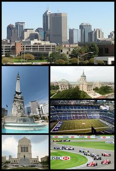 "Indianapolis - Yes, it is the ""Crossroad of America"", but it is more than that! Loving all things Indianapolis!"