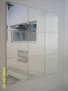Cod. 20 espelho para sala bisotado