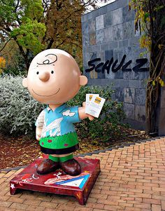 Charlie Brown Welcomes Everyone!