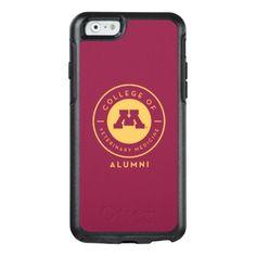 #gold - #College Of Veterinary Medicine | Gold Alumni Logo OtterBox iPhone 6/6s Case