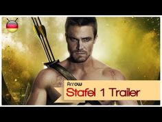 Arrow || Staffel 1 Trailer (german|deutsch) - YouTube