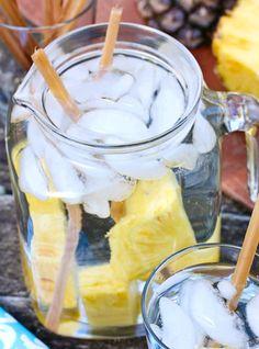 Acque detox (Sassy Water) per una pancia più piatta e per dimagrire più facilmente - Accidiosa V