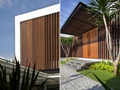Enclosed Open House » Wallflower Architecture + Design | Award winning Singapore architects