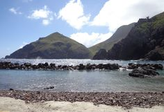 Cove bay on Saba, Dutch Caribbean  #Saba #Caribbean #coast