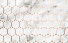 Afbeeldingsresultaat voor geometric rose gold wallpaper