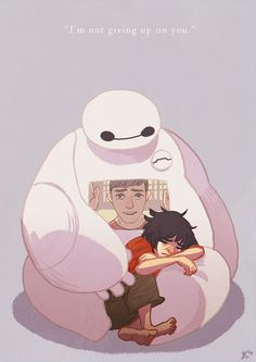 Tadashi is here<--- WAH. Has someone seen the pieces of my heart? They're somewhere over there...