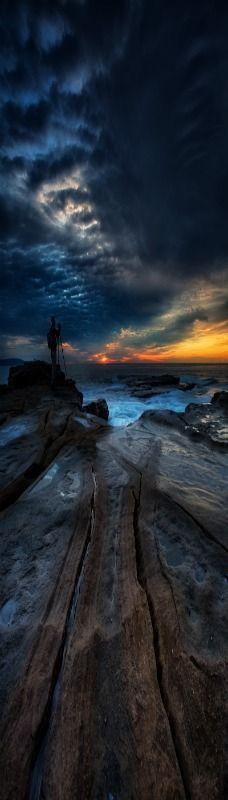 Photograph Palm Beach Sunrise by jonhawton on 500px